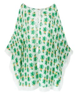Martha Medeiros | Pineapple Print Dress