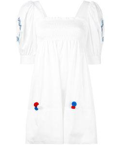 Forte Forte | Pompom Detail Dress