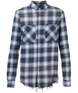 Amiri | Plaid Shirt Size Small