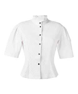 Sonia By Sonia Rykiel | Short Sleeve Poplin Blouse Women