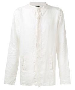 Andrea Ya'aqov | Collarless Shirt Size Large