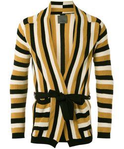 Laneus | Striped Cardigan