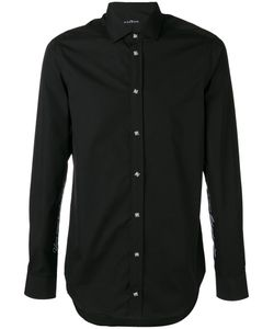 John Richmond | Embroidered Hem Shirt
