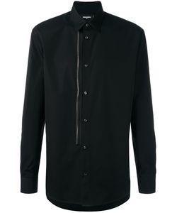 DSquared² | Zip Trim Shirt 52 Cotton