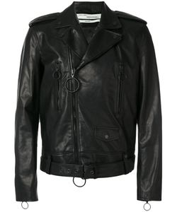 Off-White | Arrow Biker Jacket S