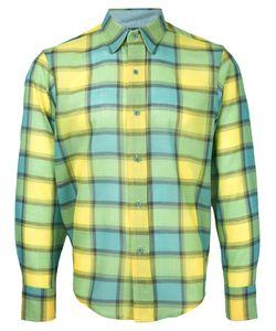 Facetasm | Longsleeve Plaid Shirt 3