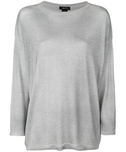 Avant Toi   Flared Knitted Top Women