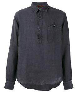 Barena | Half Button Placket Shirt Men
