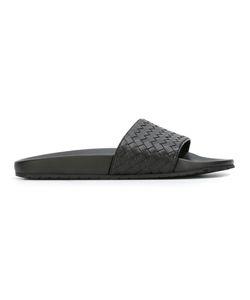 BOTTEGA VENETA | Lake Sandals Size 44