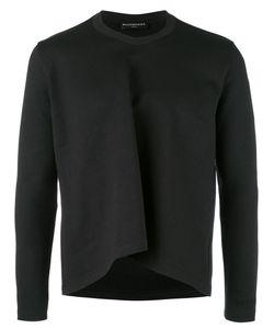 Balenciaga | Cropped Sweatshirt Size Large