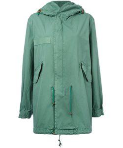 Mr & Mrs Italy | Zipped Hooded Coat