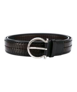 Salvatore Ferragamo   Woven Classic Belt