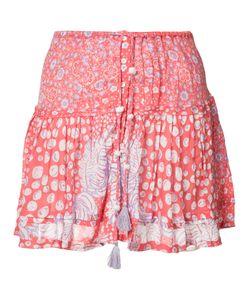 Poupette St Barth | Kila Pleated Skirt Small