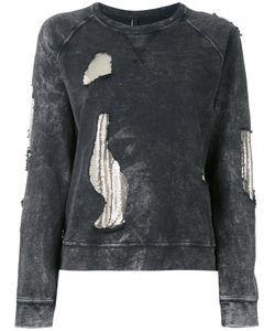Versus | Embroidered Sweatshirt Xs