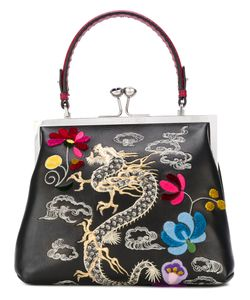 Ermanno Scervino | Dragon Embroidery Tote