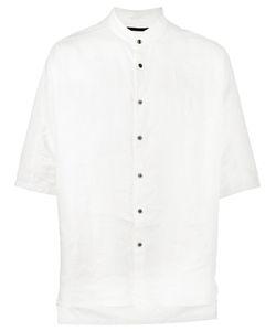 The Viridi-Anne | Elbow-Length Shirt 3