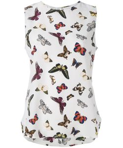Equipment | Butterfly Print Top S