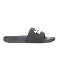 KTZ | Logo Slip-On Sandals 44