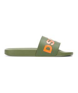 Dsquared2 | Dune Flip-Flops Size 44