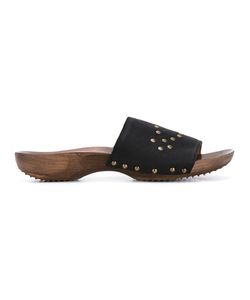 Fiorentini & Baker | Leather Slide Sandals Women