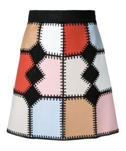 Loveless | Crochet Patchwork Skirt 9