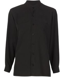 Toogood | The Architect Manadarin Collar Shirt