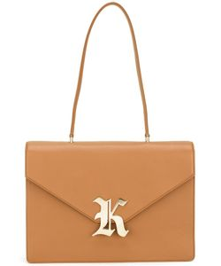 Christopher Kane | Gothic K New Briefcase Calf