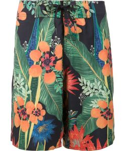 Osklen | Flower Shop Swim Shorts
