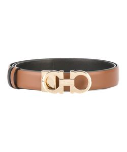 Salvatore Ferragamo | Buckled Belt Size