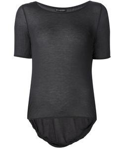 Alexandre Plokhov | Gathered Neck T-Shirt