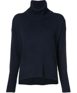 Derek Lam 10 Crosby | Ribbed Roll Neck Jumper Size Xs