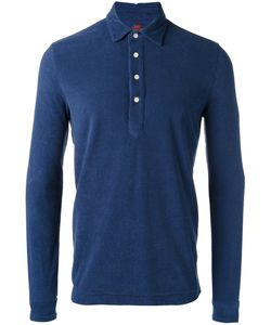 Mp Massimo Piombo | Towell Long Sleeve Polo Shirt