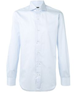 Barba | Pleated Cuffs Shirt Size 40