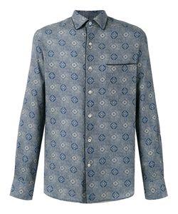 Gabriele Pasini   Woven Shirt Size