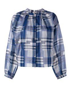 Ulla Johnson | Checked Shirt Size 4