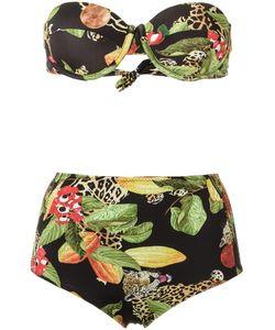 Isolda   Printed Bikini Set