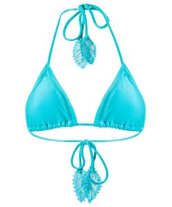 Martha Medeiros | Triangle Bikini Top Size Medium