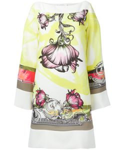 Versace Collection | Print Shift Dress Size 46