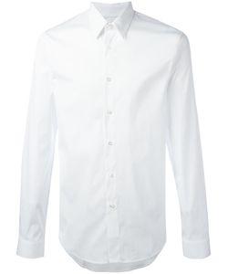 Jil Sander | Long Sleeve Shirt 39 Cotton/Polyamide/Spandex/Elastane