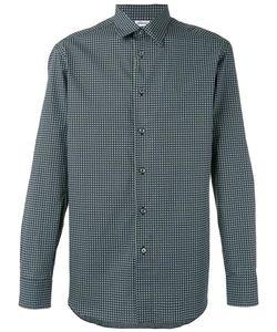 Brioni   Tile Print Shirt Size Medium