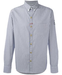Moncler Grenoble | Striped Button Down Shirt 1 Cotton