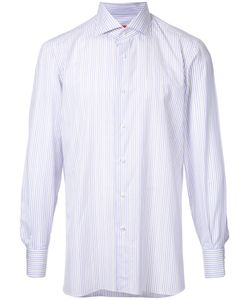 Isaia | Striped Shirt Size 41