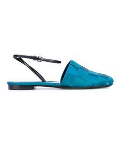 Marco de Vincenzo | Flat Woven Sandals