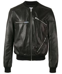 Les Hommes | Zips Bomber Jacket Size 48