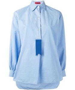 The Gigi | Contrast Shirt Size Medium
