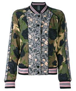 Coach | Printed Reversible Bomber Jacket