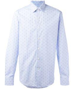 Salvatore Ferragamo | Polka-Dot Shirt Xl Cotton