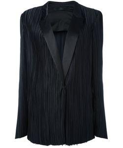 Haider Ackermann   Classic Pleated Blazer Size 40