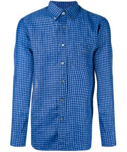 Canali | Checked Shirt Size Large