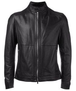 Boss Hugo Boss   Round Collar Biker Jacket Size 56
